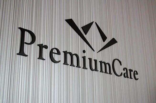 Lar de idosos Premium Care - escritório moderno