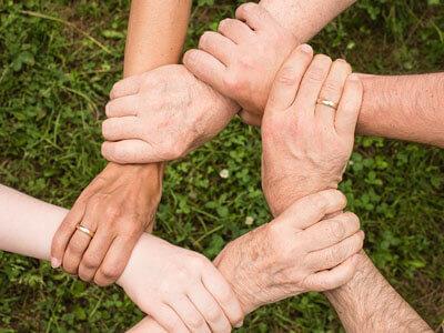 Lar de Idosos Miminho da Avózinha Serviços - Serviço Social